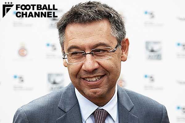 バルセロナの会長、CLのワイルドカード枠を提案!「テニスのように導入するべき」