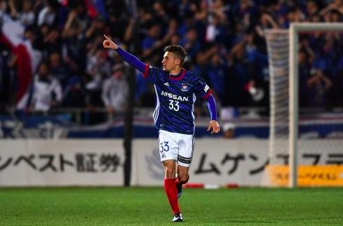 【動画】DAZNがJ1週間ベスト5ゴールを発表!横浜FMバブンスキーの強烈ボレー弾など