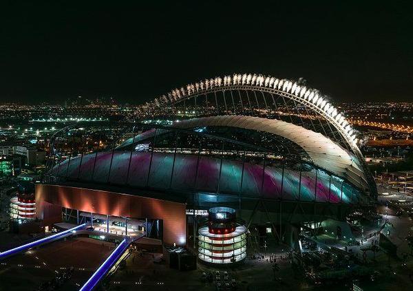 カタール、2022年W杯は開催不可能? 代替地探しの動きも!?「テロを支援する国で開催すべきではない」