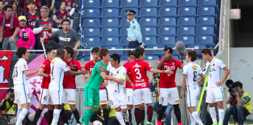 【森脇の暴言騒動】浦和が数選手に事実確認で見解「何も確認できなかった」「Jの対応を待って、クラブとして対応」