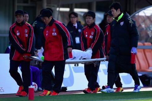 【神戸】FWレアンドロ、左膝の治療の為ブラジルに一時帰国…全治6カ月「本当に悲しい気持ちでいっぱいです」