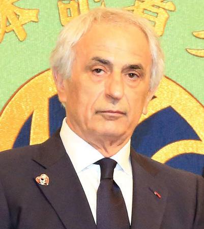 ハリル元監督vs協会、東京地裁が和解を提案