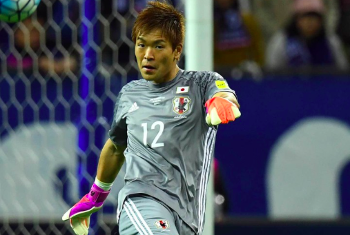 【日本代表】試合会場に満足のGK西川、ディフェンスラインの裏は「GKがカバーする」<W杯アジア最終予選>