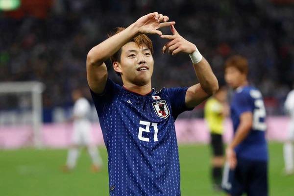 <20歳MF堂安律が主張!>「アジアだから1-0に満足できないは違う」」