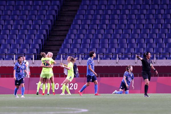 五輪女子サッカー、NHK視聴率12・4% 準々決勝スウェーデンに完敗