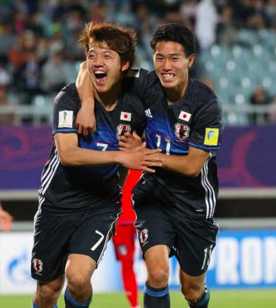 【U-20W杯】日本代表、決勝T進出決定! 2点先制されるも堂安2ゴールでイタリアとドロー!
