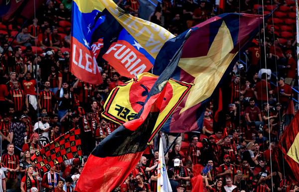 コロナ禍で最大の観客動員数…MLSで4万人超えのファンが観戦に訪れる