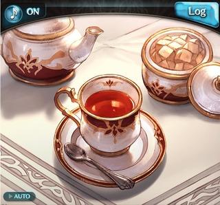 ビストロメイグイファ茶