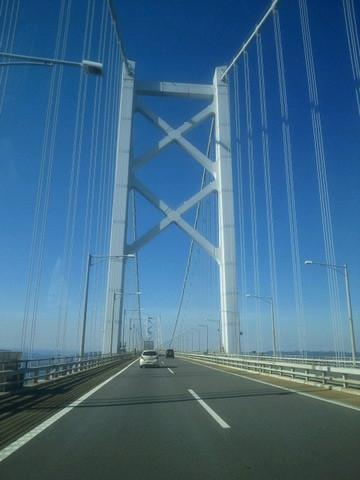 瀬戸大橋(帰り)