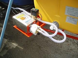 SK-モーター式ポンプ
