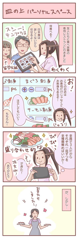 寿司屋トラップ