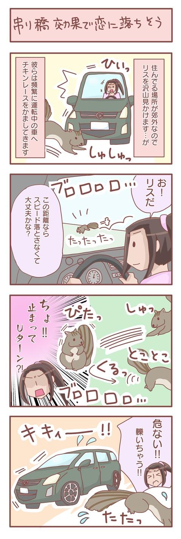 リスドライブ