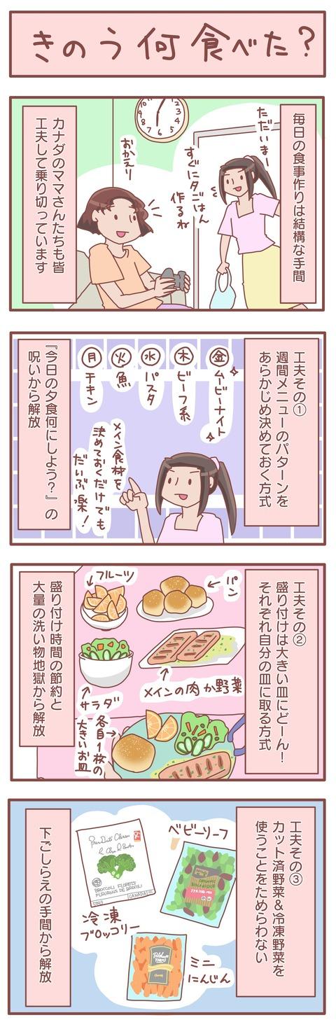 料理と手抜き