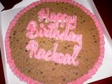 ゆきのケーキ