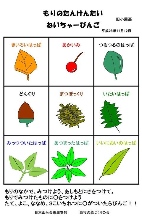 ビンゴカード_01tori