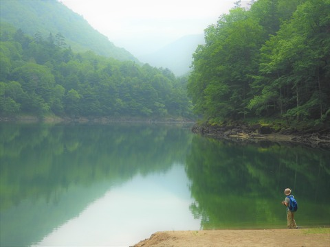 2017日光刈込湖