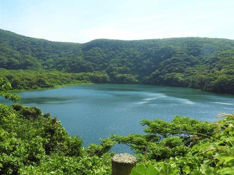 三宅島の風景