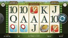 フランキーデッドーリ オンラインカジノ ジパングカジノ