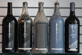 分かりやすいワインボトル彫刻の手順