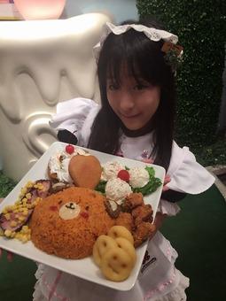 「めいどりーみん」(お台場ダイバーシティ東京プラザ店/ちこ)