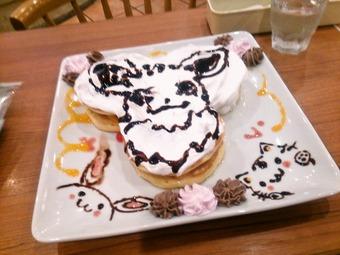 「めいどりーみん」(お台場/ギガントパンケーキ)