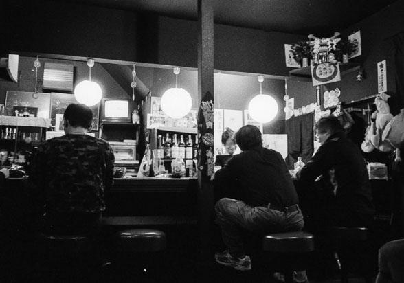 場末の酒場で ハシゴ酒