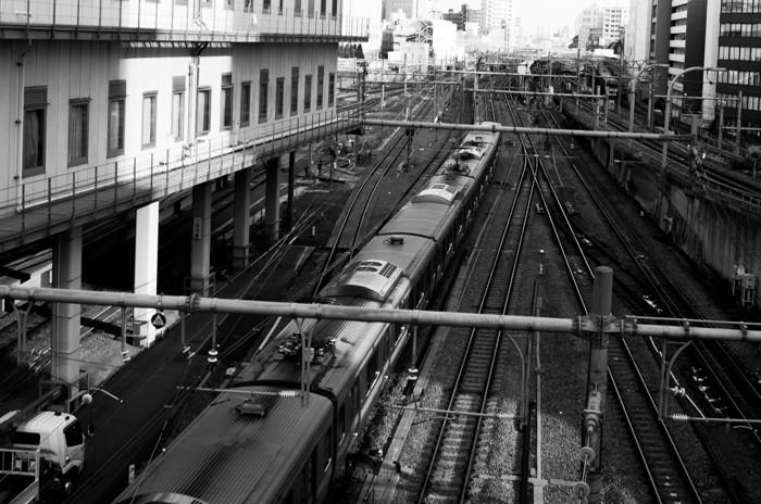 新宿駅 高島屋付近