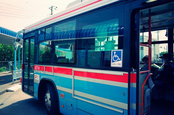三崎口 バス