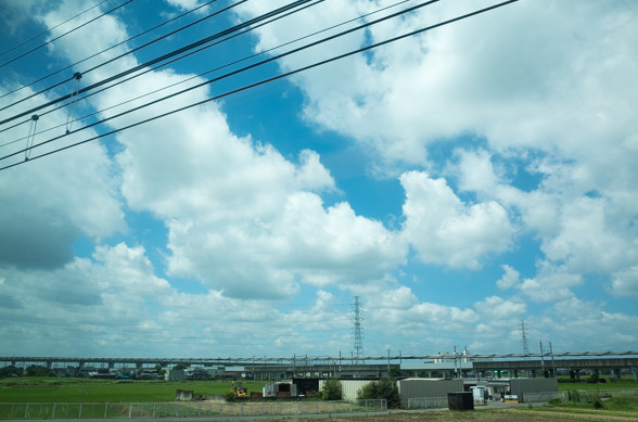 ラピュタが見えてきそうな空