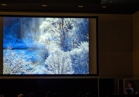 PENTAX K-1で描く冬の光 写真家 中西敏貴 氏