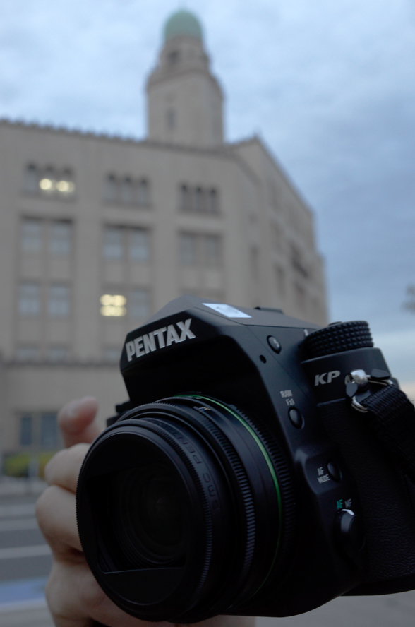 PENTAX KP 「夜の体験会」