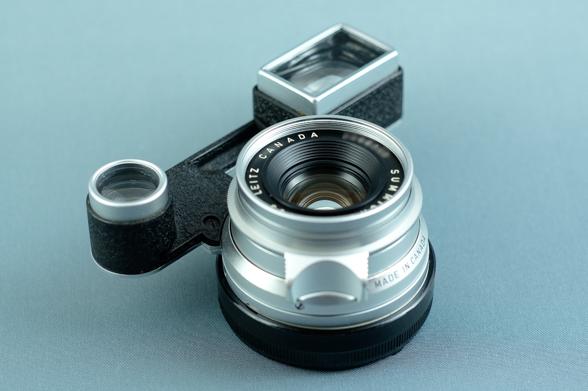 ズミクロン 35mm F2