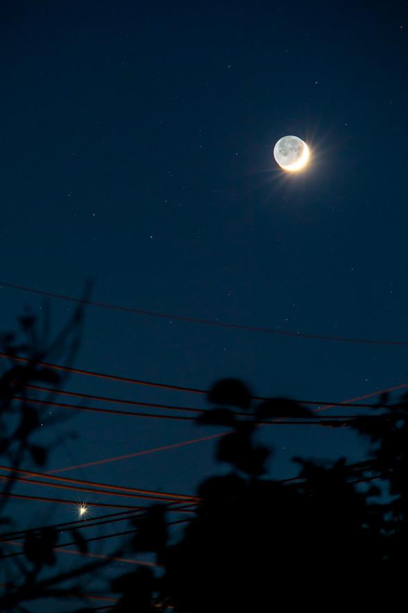 Nikon Df で星を撮る