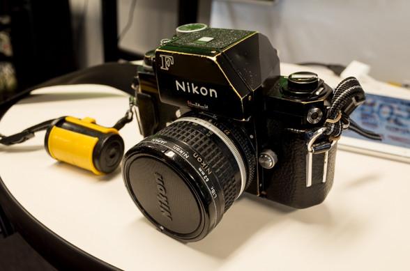 Nikon F フォトミックFTN