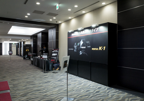 PENTAX K-1 体感&トークライブ と PENTAX Meeting 2016