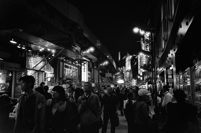 Leicaのレンズと独り言の夜・・・