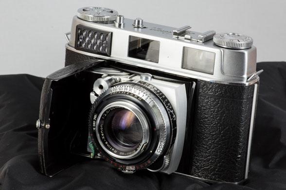 機材紹介:Kodak A.G. Retina(レチナ) ⅢC