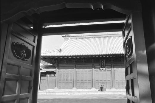 東京の湯島聖堂