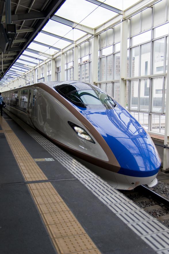 北陸新幹線 はくたか