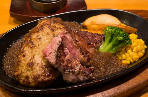 レンズの味 より お肉の味!?