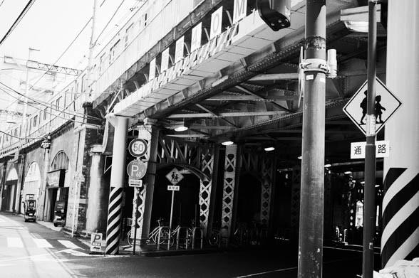 神田駅 高架橋