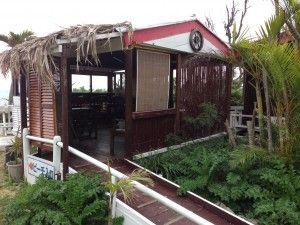 宮古島滞在期。池間島の穴場?浜辺のカフェOHAMA