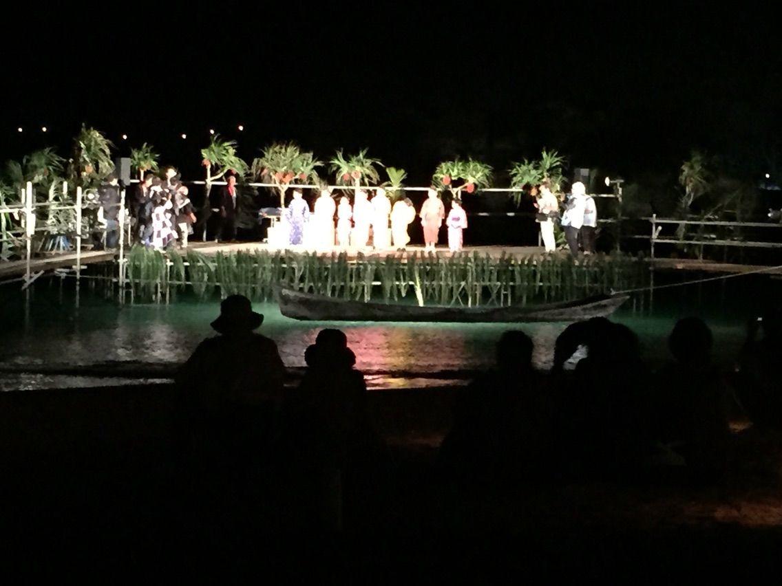 宮古島で1番、風情のある祭り「なりやまあやぐ祭り」