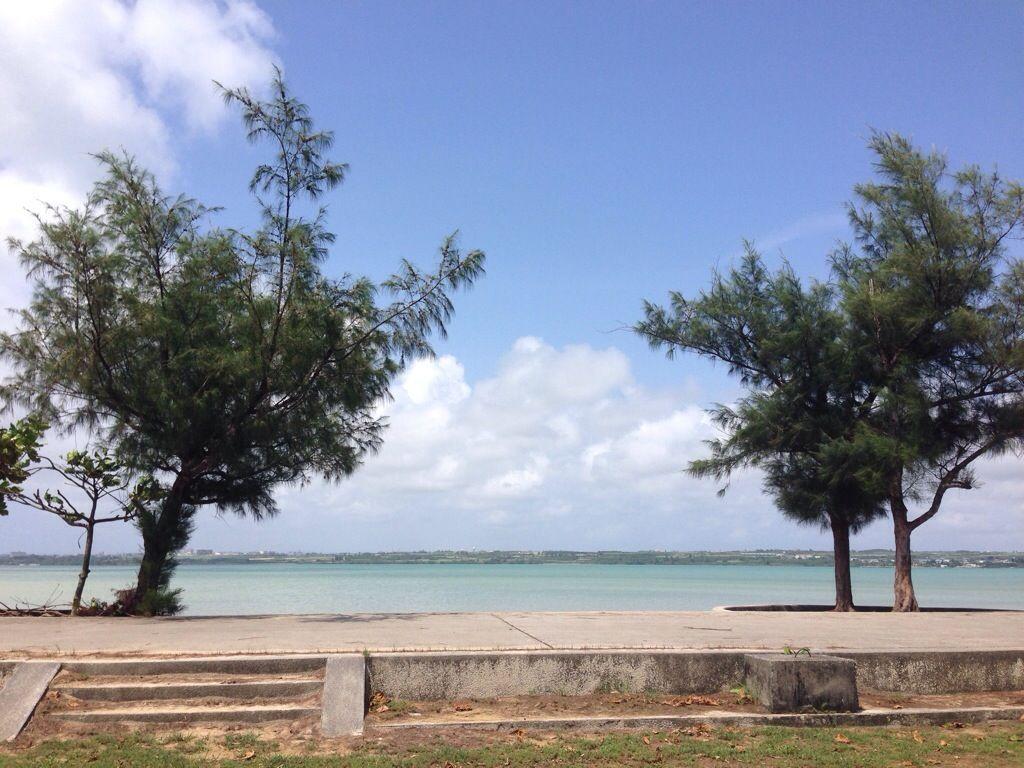 宮古島に私は愛されている。
