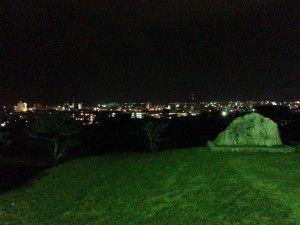 宮古島の夜景