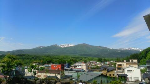 20150522蔵王連峰
