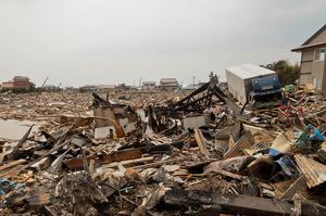 東日本大震災がれき