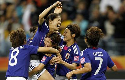 2011サッカー女子W杯