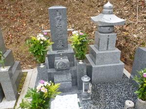 新しいお墓
