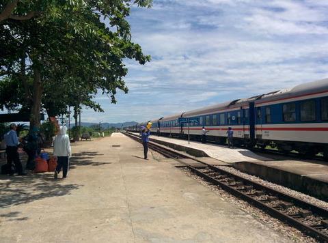 ベトナム駅1